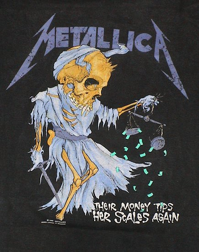Pushead Metallica