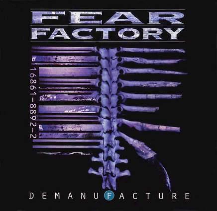FEAR FACTORY célèbre le 20e anniversaire deDemanufacture