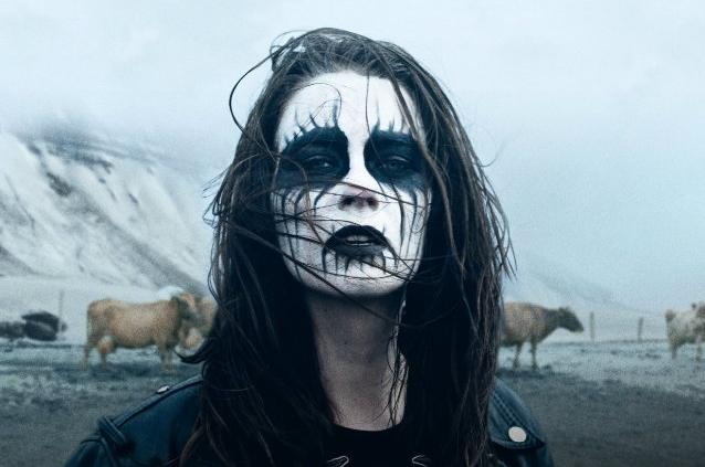 Film Islandais Metalhead