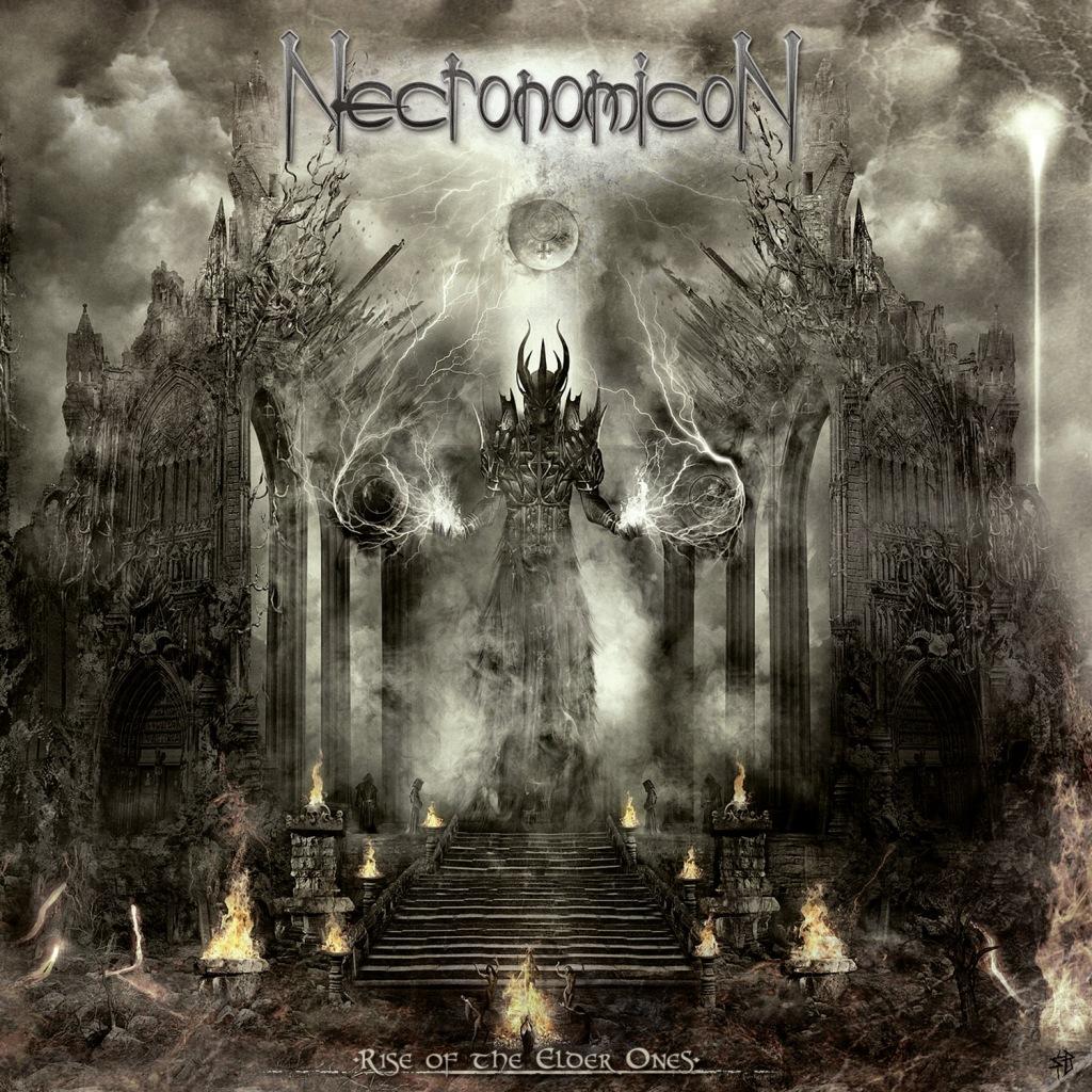 SOM 298 Necronomicon