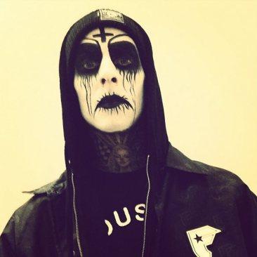Blink-182-Black-Metal