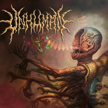 unhuman-album-cover