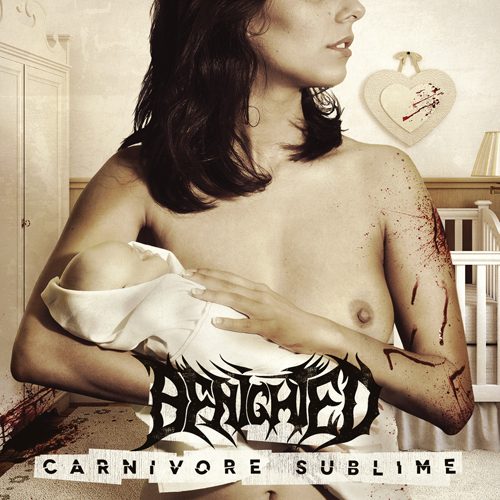 Benighted - Carnivore Sublime artwork