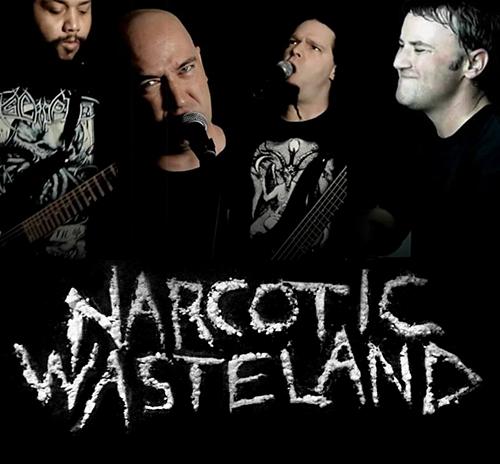 Narcotic+Wasteland++band