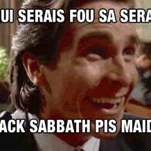 sabbath-maiden