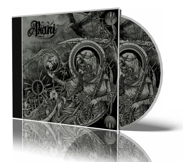 AKANI (New CD 2014)Artwork