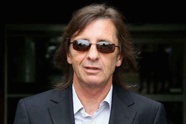 AC/DC Drummer Phil Rudd Convicted Of Cannabis Possession