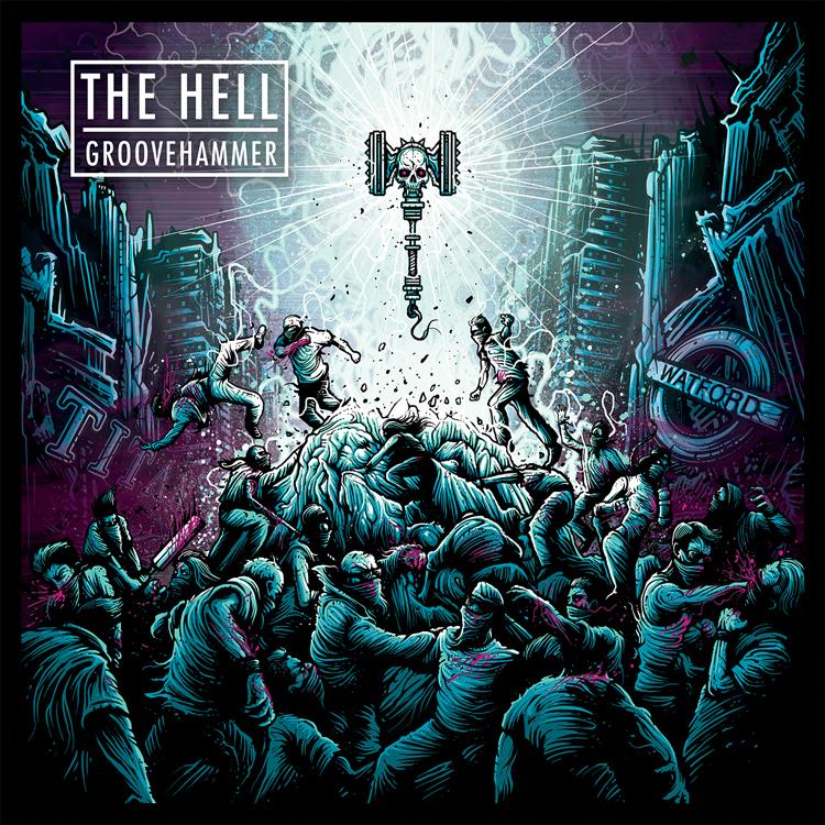 The-Hell-Groovehammer-album-art
