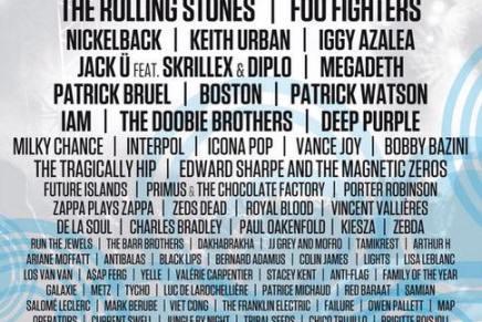 Chris Adler jouera avec Megadeth àQuébec!