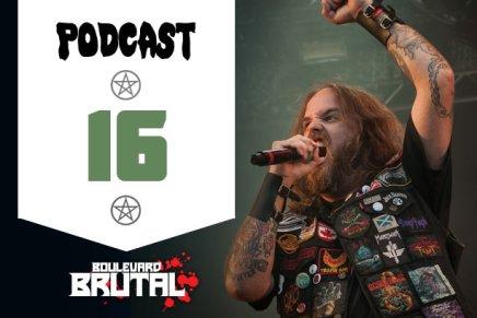 Podcast Boulevard Brutal#16