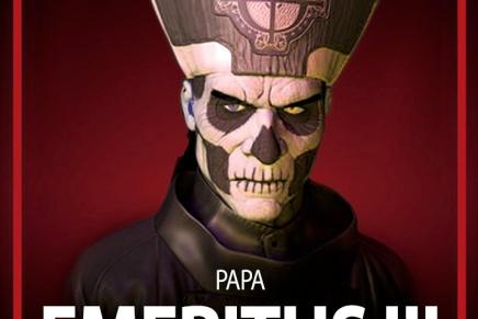 PAPA EMERITUS III se lance en politiquefédérale