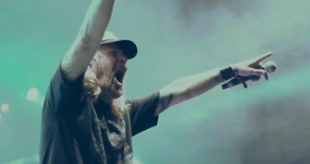 Le nouveau clip d'AT THE GATES est là
