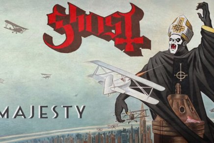 Majesty – la nouvelle toune deGHOST