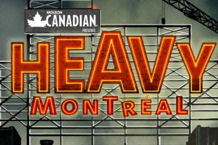 C'est la semaine #heavymontreal2015