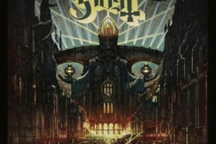 Le nouvel album de GHOST s'écoute en entierici