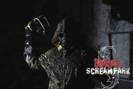 Slipknot se lance dans les maisonshantées