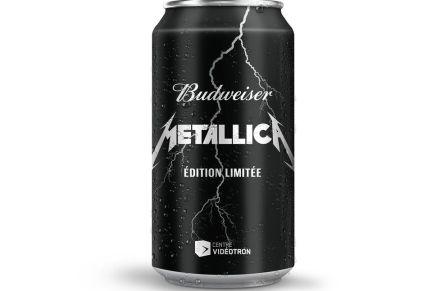 La Bud Metallica bientôt sur nostablettes