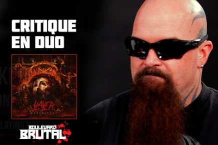 Critique en DUO du nouveau Slayer