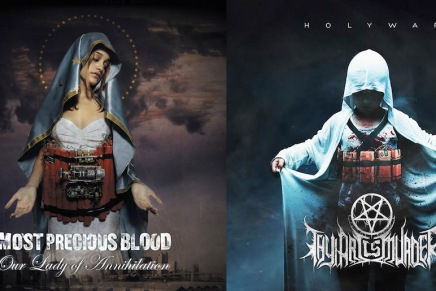 Querelle virtuelle entre Most Precious Blood et Thy Art is Murder