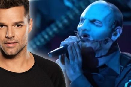 Ricky Martin et Slipknot est un matchparfait