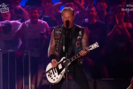 Le show complet de Metallica à Rock inRio