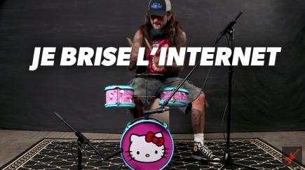 Mike Portnoy va briser l'internet avec cettevidéo!