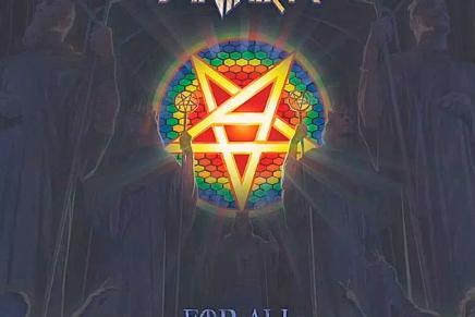 La pochette du nouveauANTHRAX