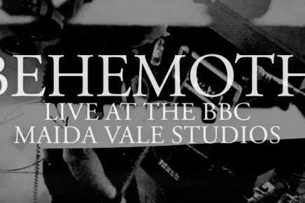 BEHEMOTH va sortir un live à laBBC
