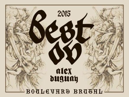 Le Best Ov 2015 d'AlexandreDuguay