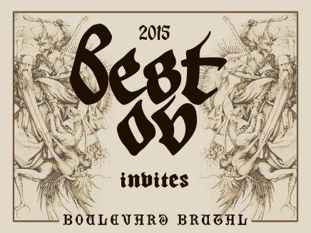 Le Best Ov 2015 de nosinvités