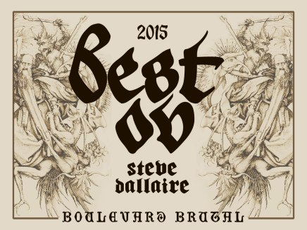 Le Best Ov 2015 de Steve Dallaire