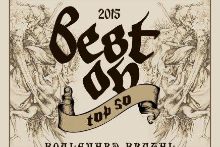 L'ultime TOP 50 métal 2015 de BoulevardBrutal