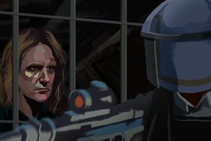 Le nouveau clip de Megadeth estlà!
