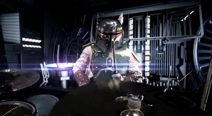 Star Wars versionmétal