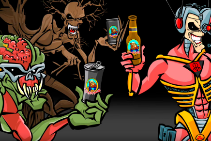 Iron Maiden et l'esprit desfêtes