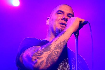 Phil Anselmo chante Ace of Spades