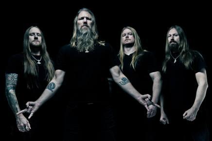 Nouvelle chanson de Amon Amarth et dates detournée