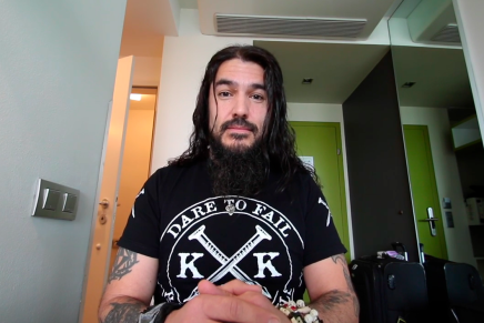Robb Flynn commente l'affaire Anselmo