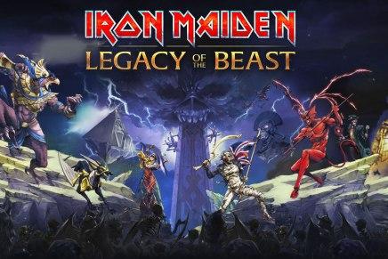 Iron Maiden prépare un jeu vidéo sur plateformemobile