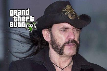 Tu peux jouer avec Lemmy dans GTAV