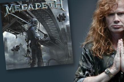 Critique de Dystopia –Megadeth