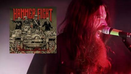 Hammer Fight sont les dieux du rockn'roll