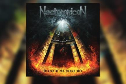 Critique de Advent Of The Human God –Necronomicon