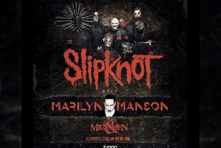 EXCLUSIF – Slipknot et Manson àMontréal!