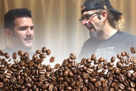 Charlie et Randy parlent decafé