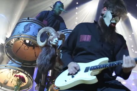 Un documentaire sur Jim Root de Slipknot