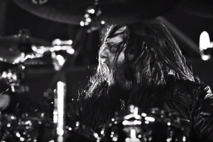 Ce nouveau projet avec Joey Jordison estbrutal