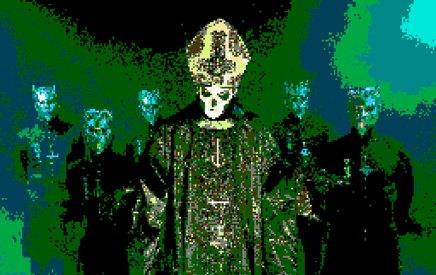 Des chansons de Ghost en8-Bit