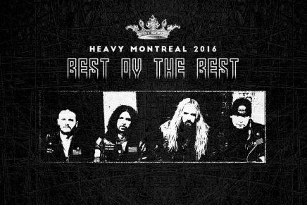Décompte vers le Heavy Montréal 2016 — BLACK LABELSOCIETY