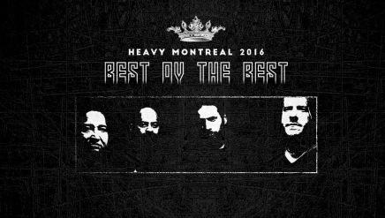 Décompte vers le Heavy Montréal 2016 — FEARFACTORY